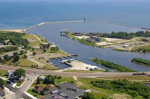 Manistique Municipal Marina