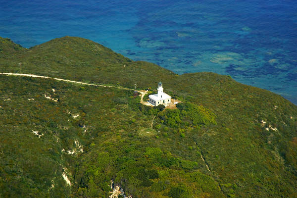 Kastri Light (Othoni Island Light)