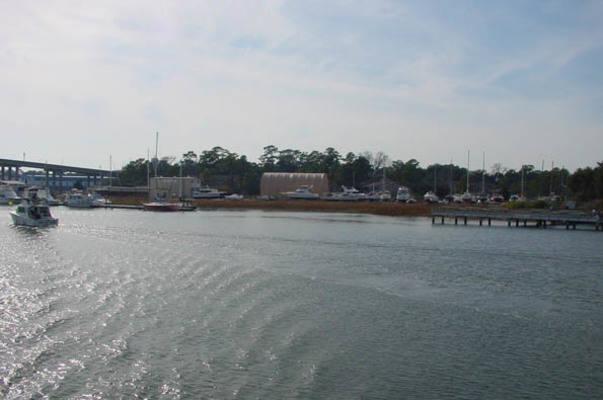 Hinckley Yacht Services - Savannah