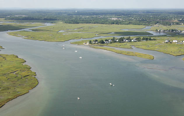Hampton River Inlet