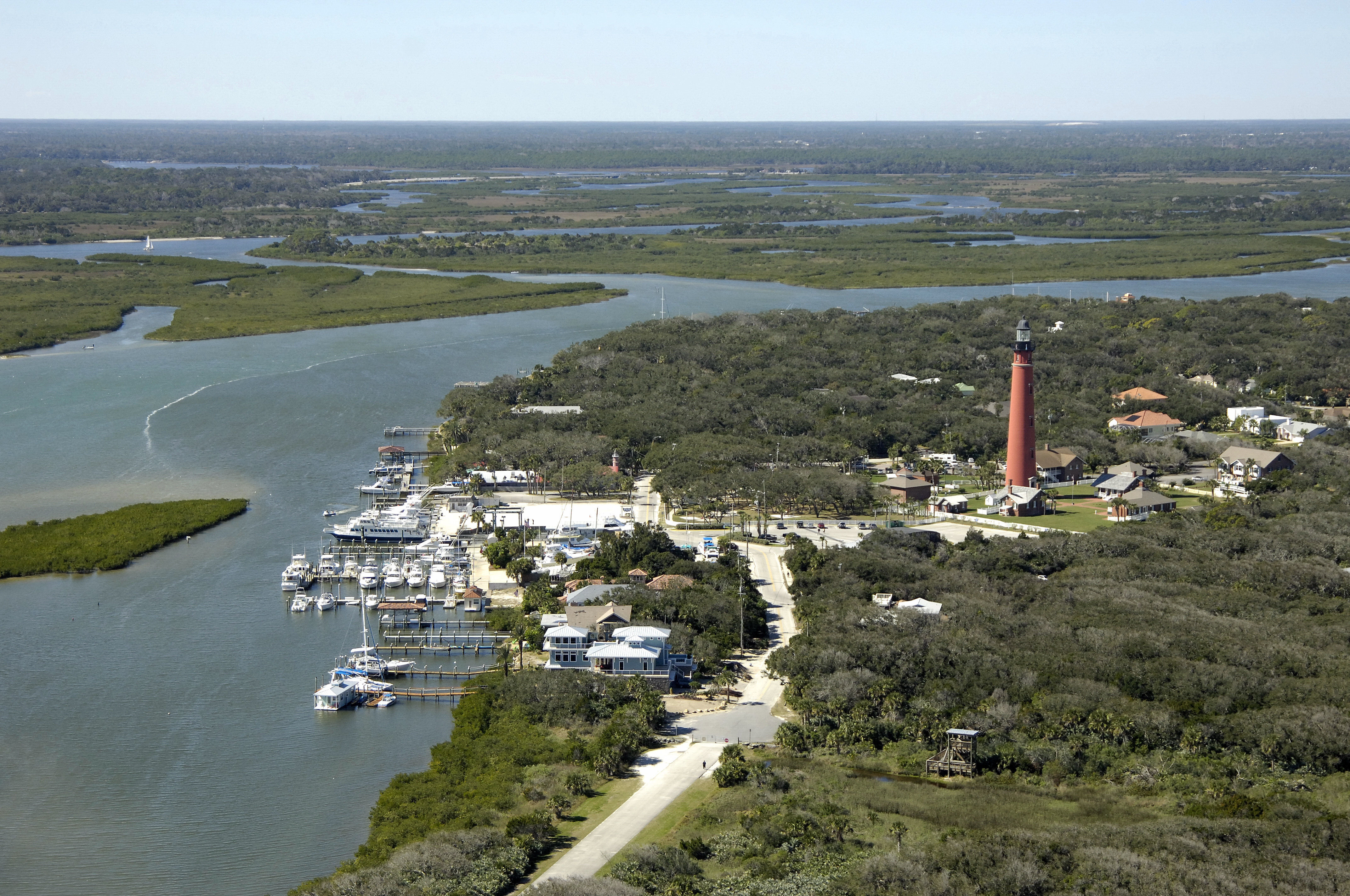 Ponce De Leon Lighthouse In Fl United States Lighthouse Reviews Phone Number Marinas Com