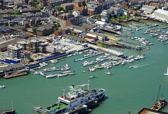 Shepherds Wharf Marina
