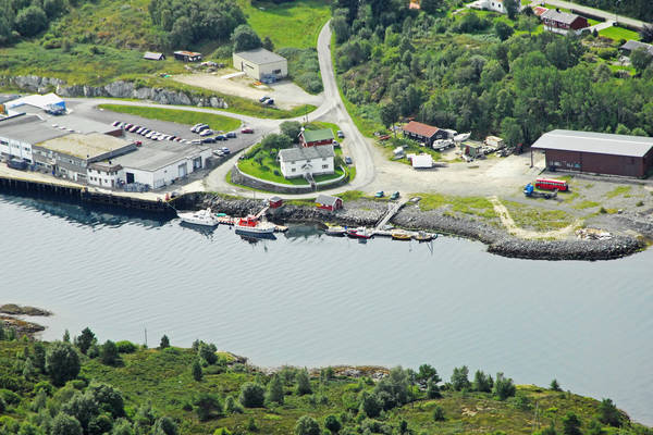 Boroysund Fishing Harbour