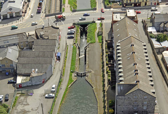 Royal Canal Lock 5