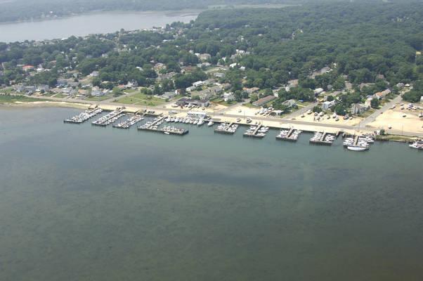 Shark River Municipal Marina