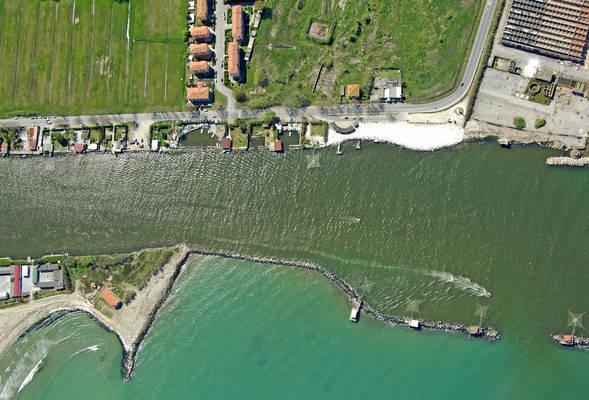 Arno River Inlet
