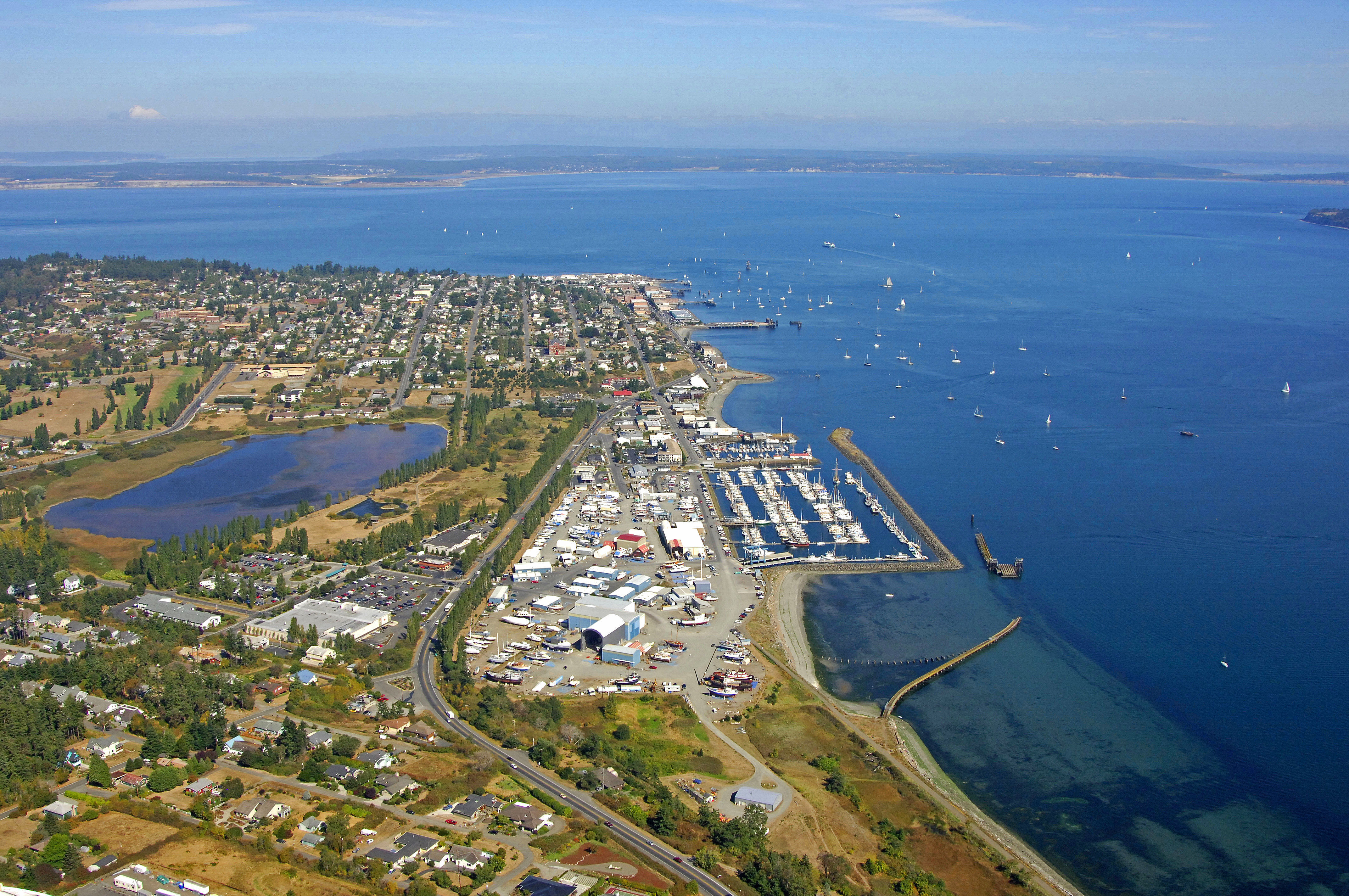 Port Townsend Harbor