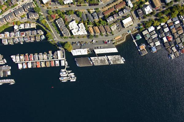 Chinook Lake Union Boat Moorage