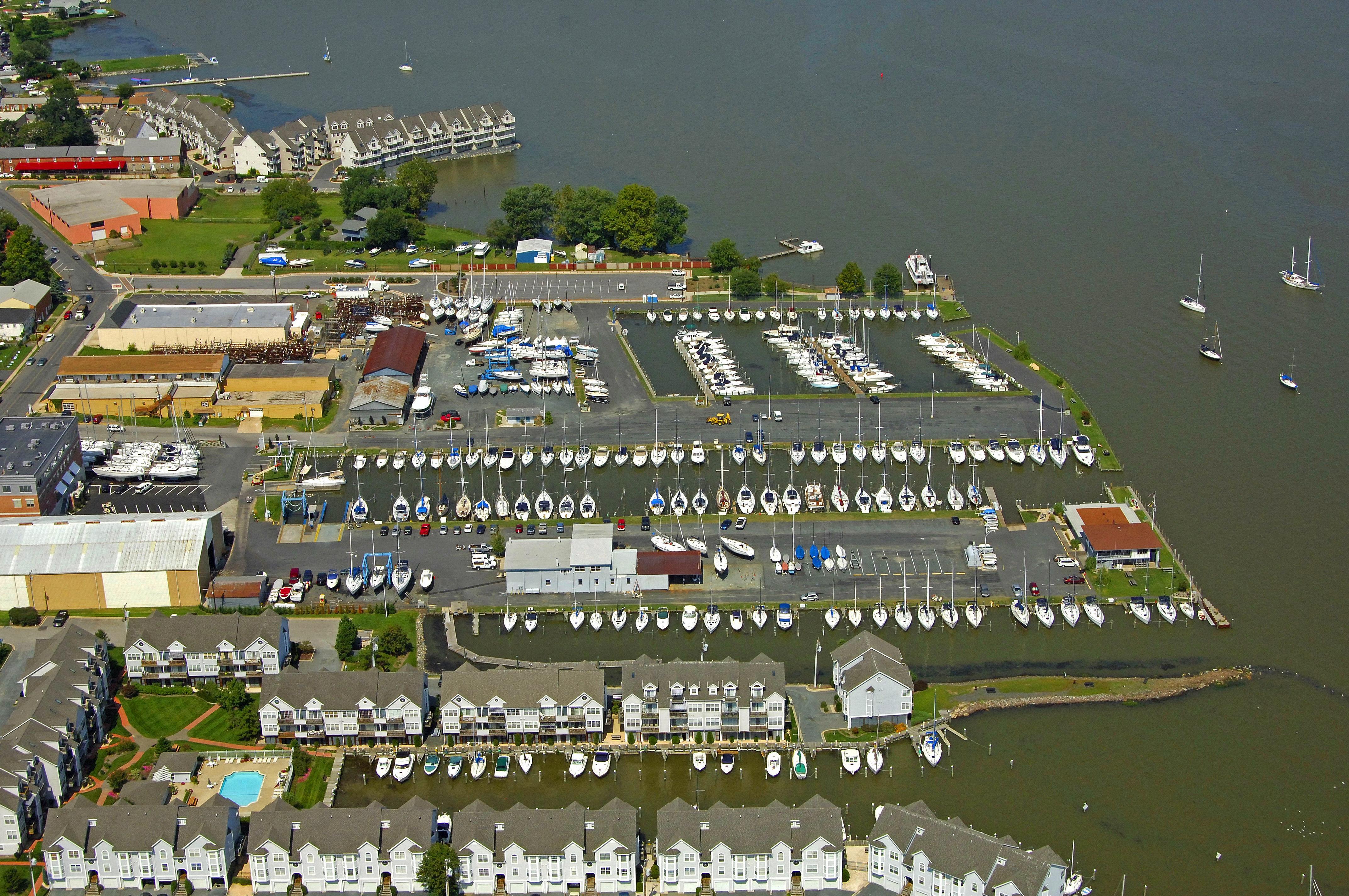 Tidewater Marina in Havre de Grace, MD, United States