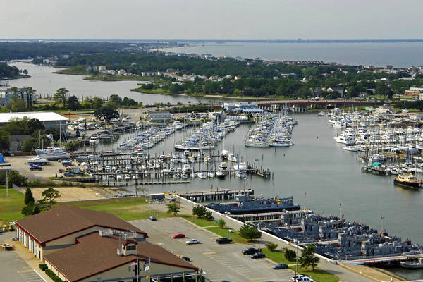 Morningstar Marinas at Little Creek