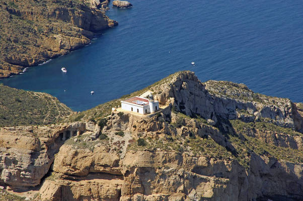 Punta Del Albir Light (Punta Bombarda Light, Albir Light)