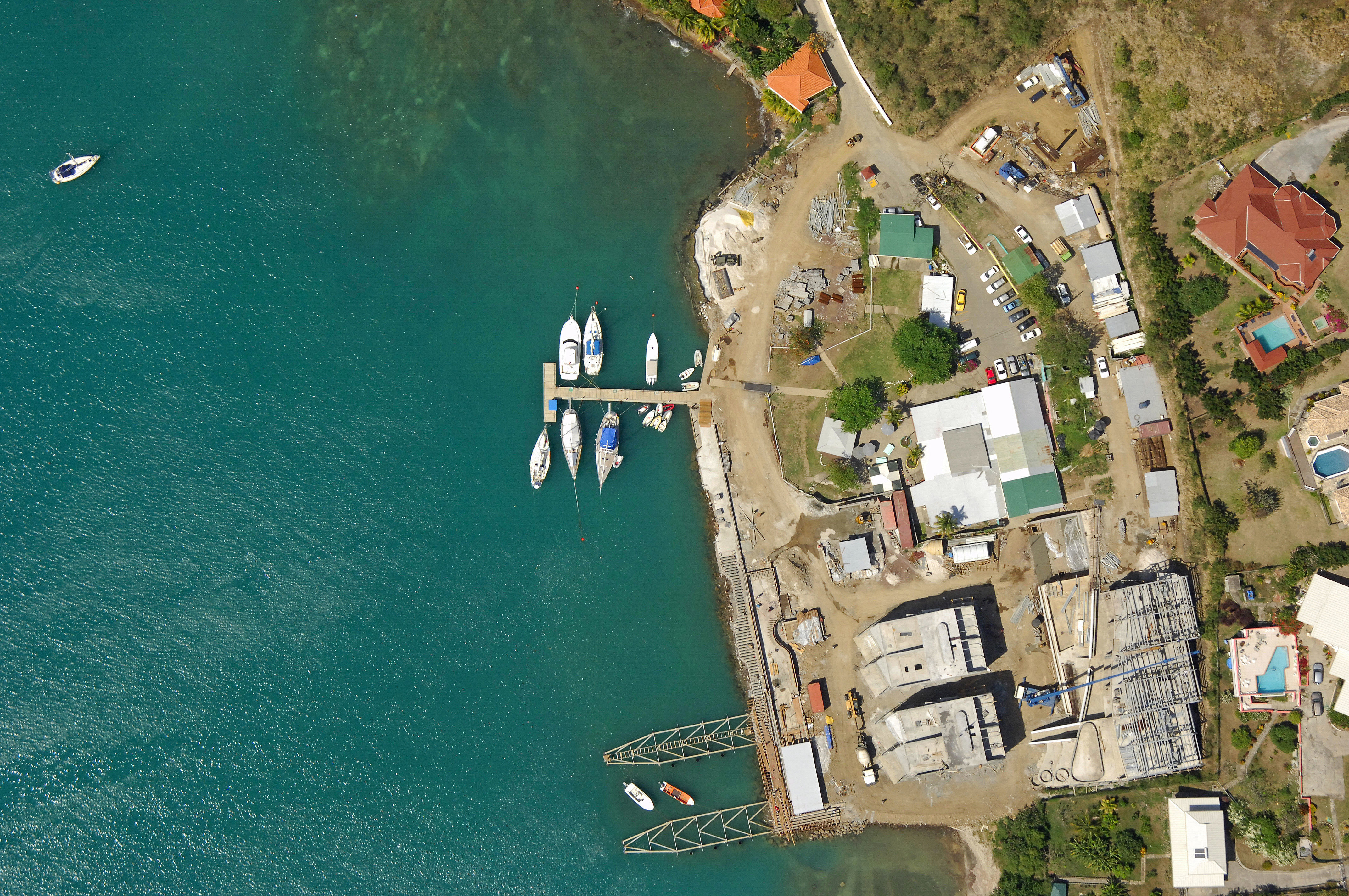 Spice Island Marine Services in True Blue, St  George's, Grenada