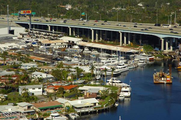 Ft. Lauderdale Boatyard & Marina