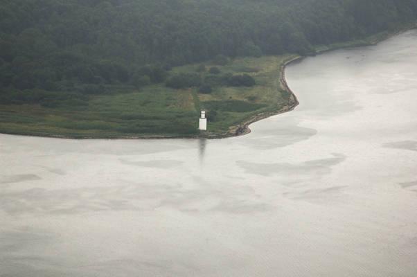 Traeskohage Lighthouse