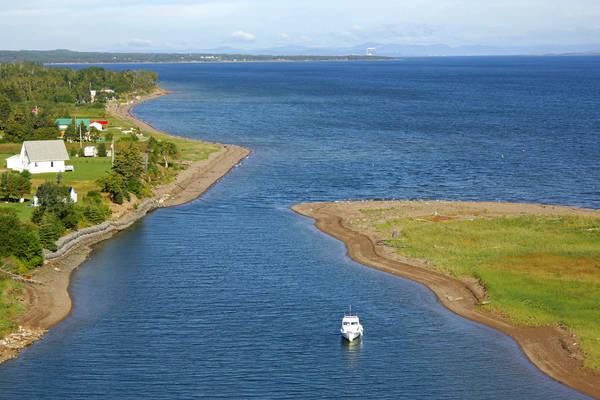 Jacquet River Inlet