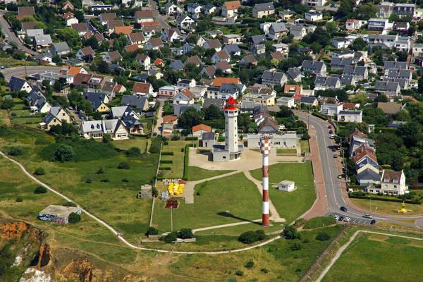 Cape De La Heve Lighthouse