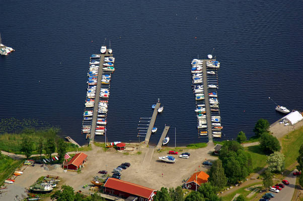 Smedjebacken Gaesthamn Marina