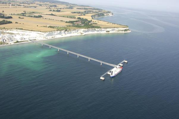 Stevns Kridtbrud Uds Bridge
