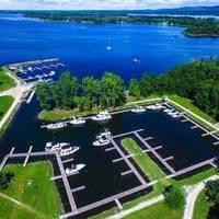Burton Island State Park Marina