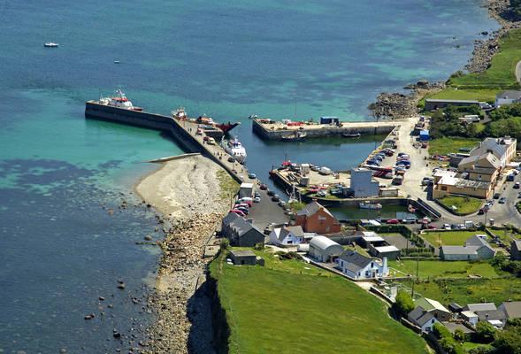 Cleggen Harbour