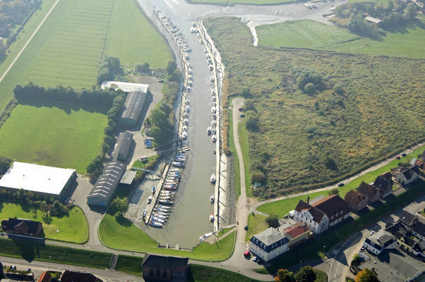 Brunsbuttel Alter Hafen