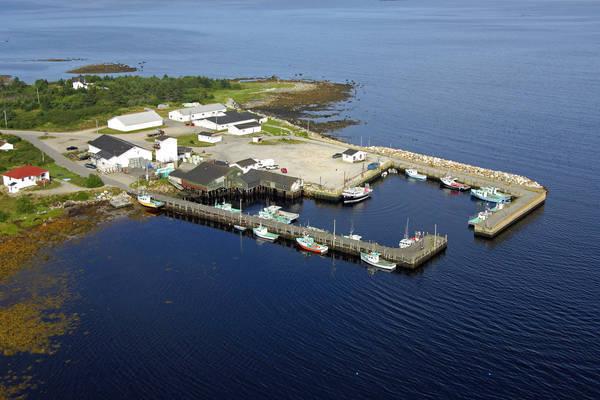 Upper Port LaTour Harbour
