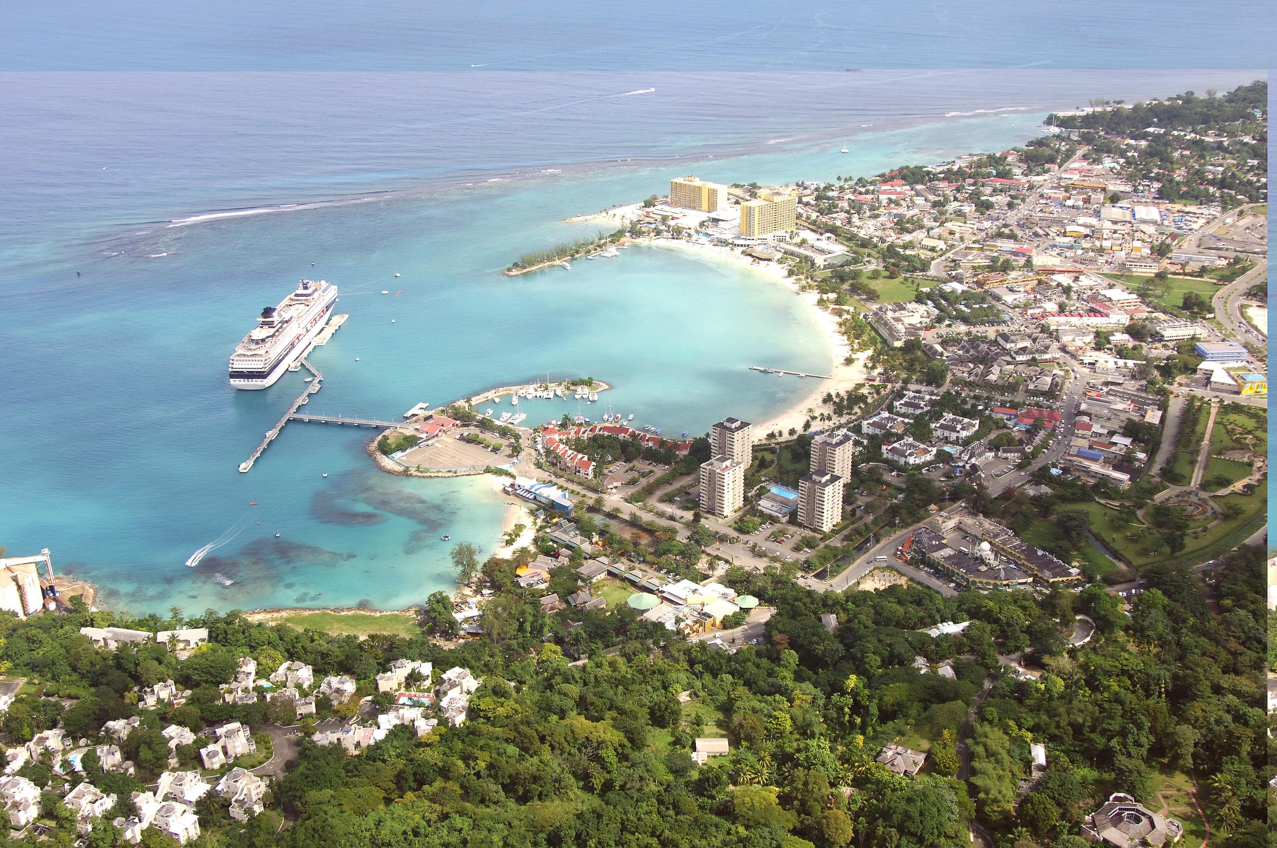 Ocho Rios Harbor in Ocho Rios, Jamaica - harbor Reviews ...