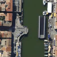 Rue Du Commandant Marceau Road Swing Bridge