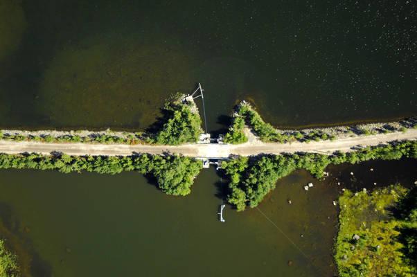 Jaksholmsfjarden Lock