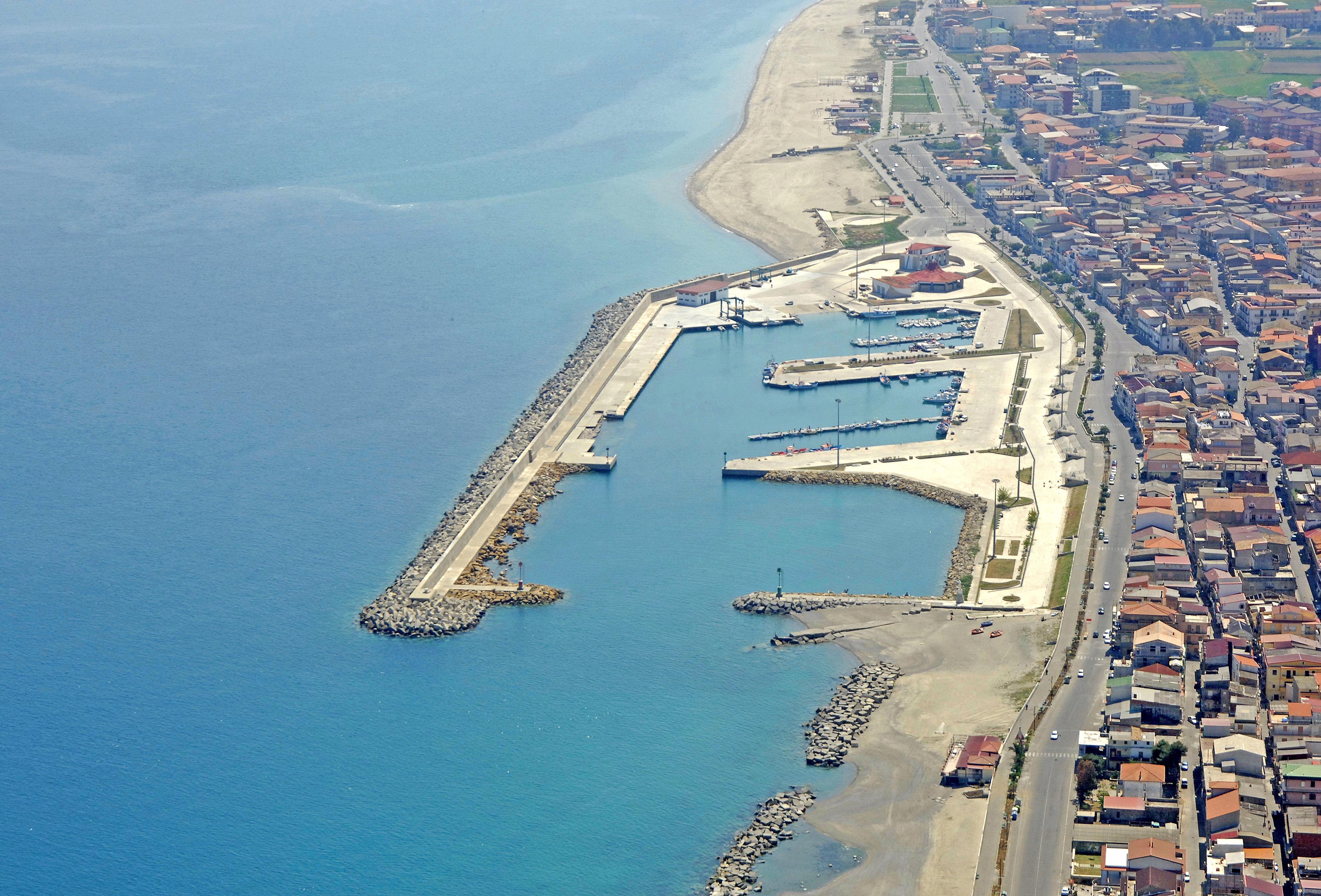 Ciro Marina Port In Ciro Marina Calabria Italy Marina