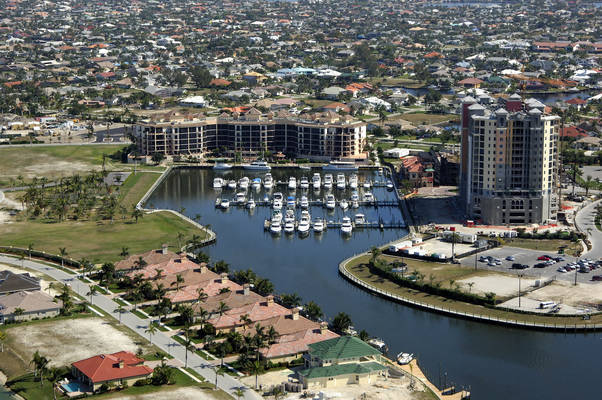 The Marina at Cape Harbour