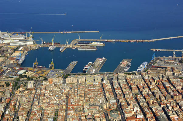 Palermo Commercial Port