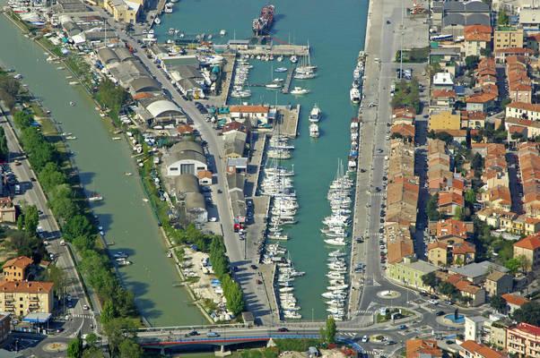 Pesaro Canale Terminale
