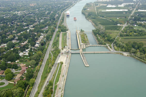 Welland Canal Lock 2