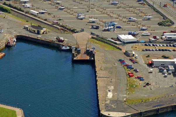 Ardrossan P&O Irish Ferry Terminal
