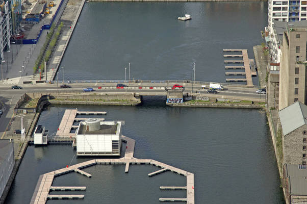 Ringsend Lift Bridge