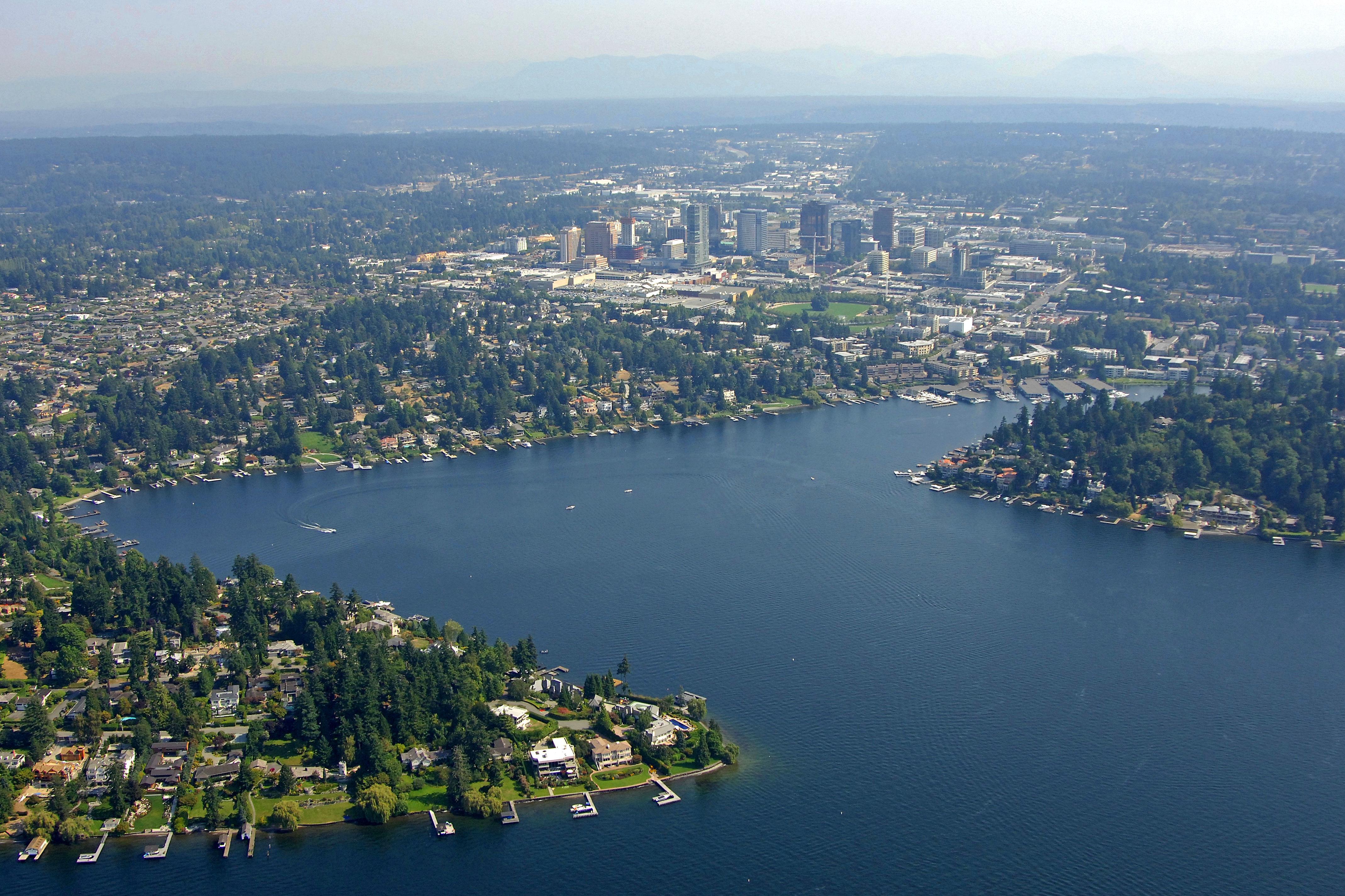 Bellevue Harbor in Bellevue, WA, United States - harbor Reviews ...
