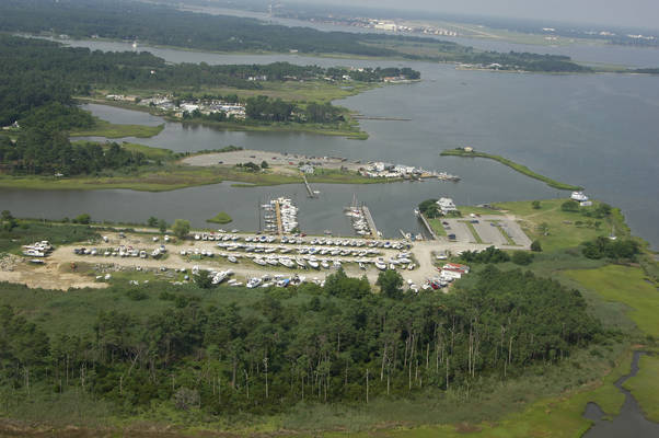 Bell Isle Marina