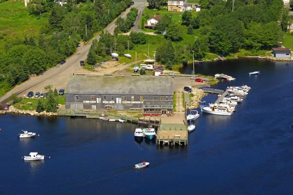 Hubbards Town Wharf