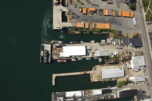 Deakes Wharf