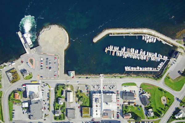 Vestnes Harbour