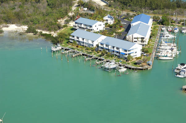 Bonefish Yacht Club Harbor