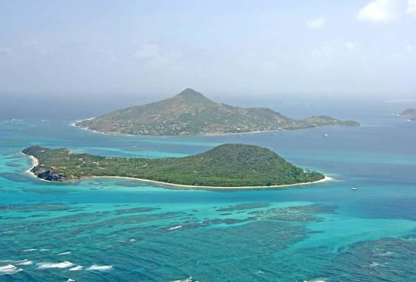 Petite St. Vincent Island