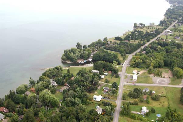 Town Of Ontario Boat Landing