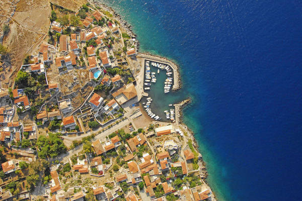Hydra West Harbour
