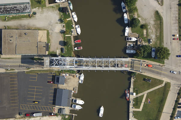 Hwy 531 Bascule Bridge