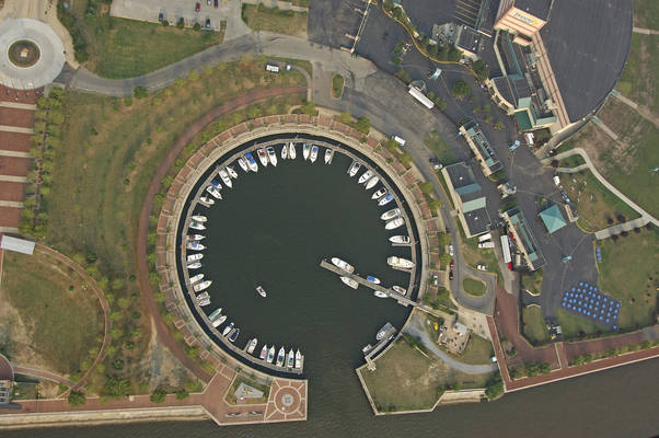 Wiggins Park Marina