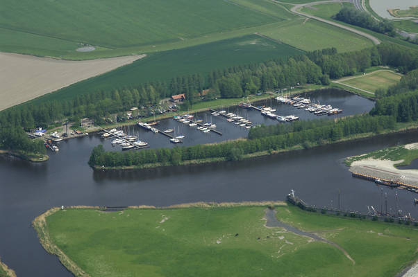 Haven Hunzegat Zoutkamp