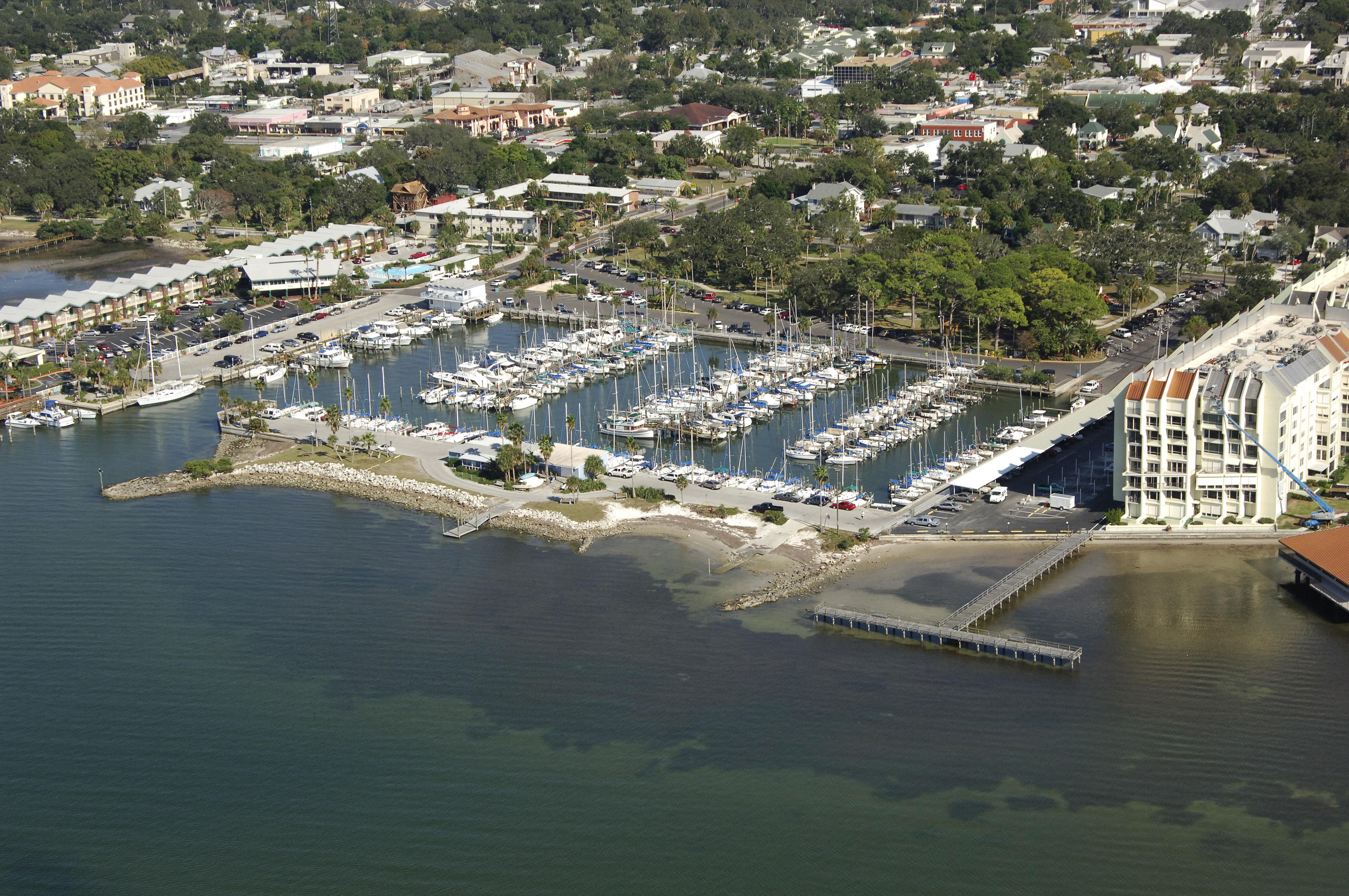 Vero Beach Fl Municipal Marina