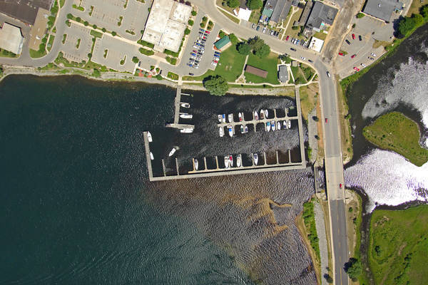 East Jordan Municipal Harbor